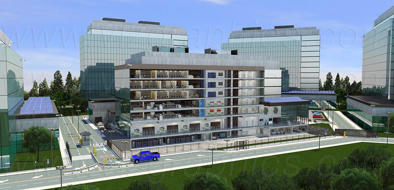 3d building cutaway renderings viz graphics for 3d house builder online