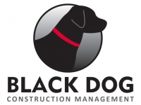Black Dog Construction - Logo Design