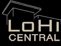 LoHi Central Logo Design