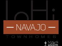LoHi Navajo Townhomes Logo - 2014 MAME Winner: Best Logo