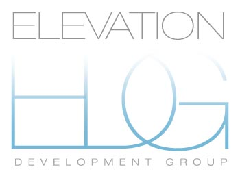 Elevation Development Group Logo Design