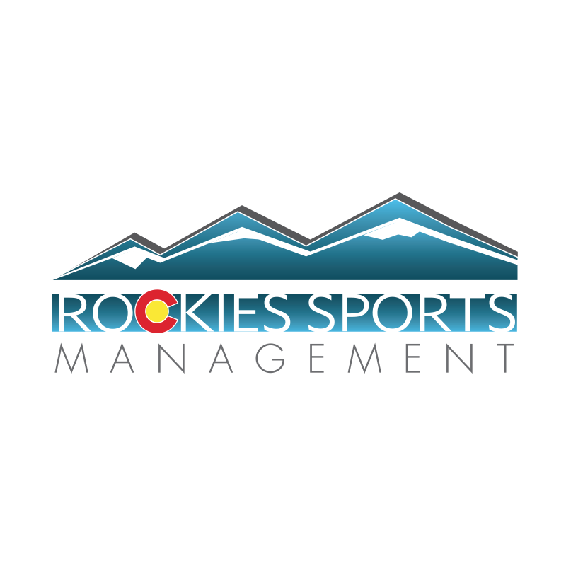 Rockies Sports Management - Logo Design