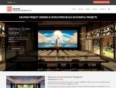 Honnold Construction Responsive WordPress Website