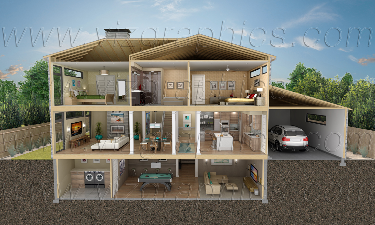 Panasonic To Use Viz Rendering At International Builders Show In Vegas Viz Graphics