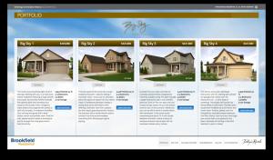 interactive-sales-center-main-screen