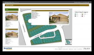 interactive-sales-center-site-plan