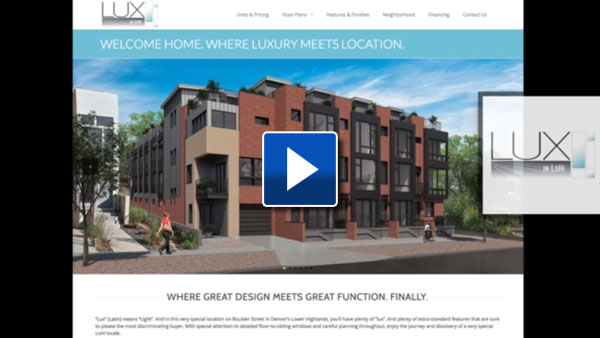 Websites & Interactive Media