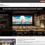 Honnold Construction Management New Wordpress Website