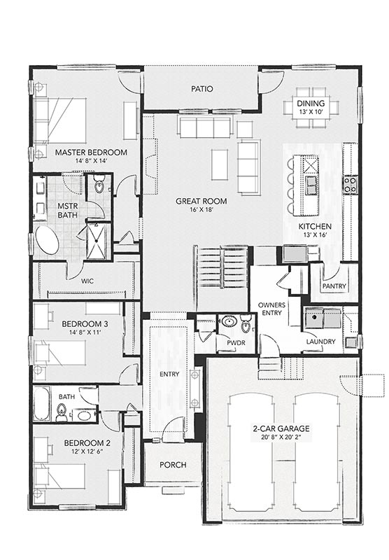 Interactive Floor Plans Home Design Inspirations